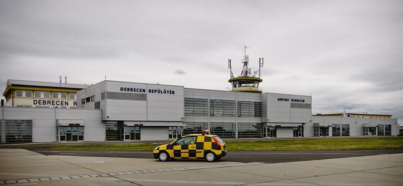 Új utasterminált terveznek be a debreceni reptérhez