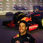 Daniel Ricciardo nagyon örül az új Red Bullnak