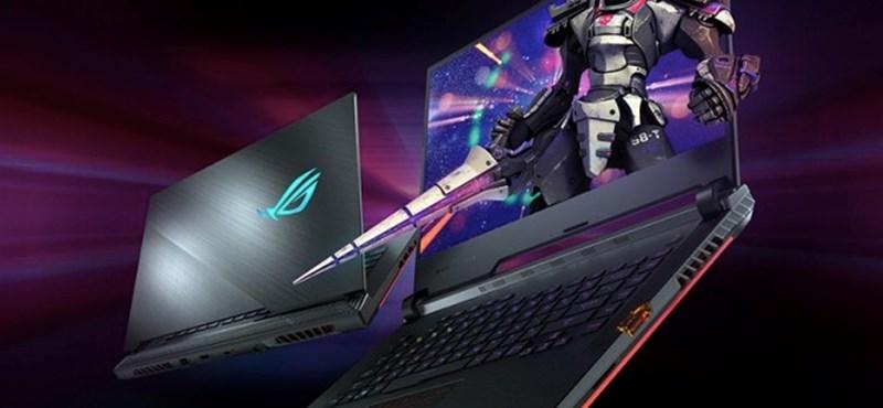 Megvannak az Asus nagyon erős számítógépeinek magyar árai