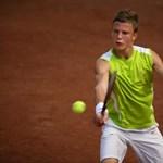 Fucsovics nem jutott főtáblára Wimbledonban