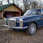 Magyarországon vár új gazdára ez a régi Mercedes Pullman