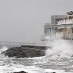 Sandy katasztrófa sújtotta területeket hagyott maga után - percről percre