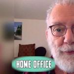 """Feldmár András a Home office-ban: """"Régóta úgy élek, mintha meghaltam volna"""""""