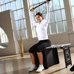 Hogyan fér el egy edzőterem egy négyzetméteren? - videó