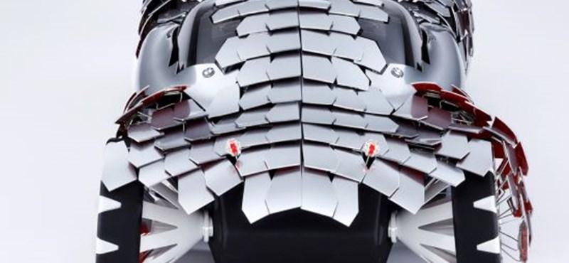 A BMW Lovos még koncepcióautónak is ronda