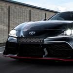 450 lóerősre vadították meg az új Toyota Suprát