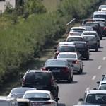 Hét hónapig tart az M7-es autópálya felújítása Siófoknál