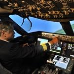 Itt aztán megtanulják a Wizz Air pilótái, milyen is, ha káoszban kell letenni a gépet