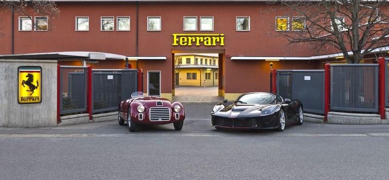 70 éves az autó, amivel Ferrari megváltoztatta a világot