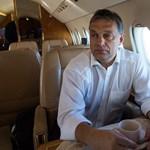 Nem mondják meg, mit csinál Orbán Washingtonban
