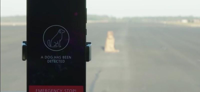 Nem elírás: 5 hét alatt megtanult autót vezetni a Huawei csúcsmobilja – videó