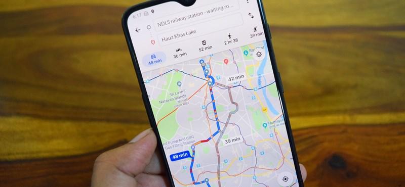 Nagyszerű újítás jön a Google Térképbe, könnyebb lesz eljutni A-ból B-be