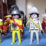 Emlékszik még a kis játékkatonákra? Hasonlókat csinálhat magának, csak most a videojátékok szereplőiből