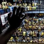 Börtönlázadás zajlik Rióban