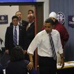 Barack Obama életrajzi könyve a hvg360-on: A hotelszoba, ahol minden kezdődött