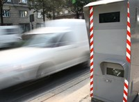 Szuperpontos traffipaxokra állnak át az osztrákok, jön a zéro tolerancia