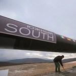 Putyinék mégis megépítenék a Déli Áramlat európai szakaszát, de persze nem ingyen