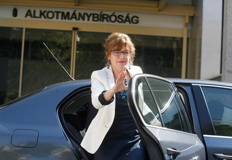 Alkotmánybíró lehet Handó Tündéből - csak ő épp nem akarja