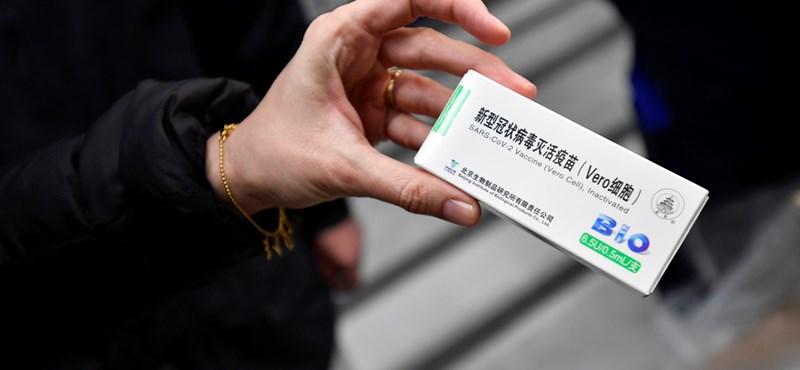 Népszava: Nem érkezett meg a kínai vakcina dokumentációja