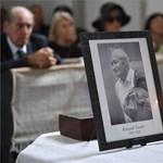 Eltemették Kányádi Sándort