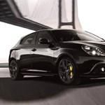 Fotók: még utoljára itt a megszépült Alfa Romeo Giulietta