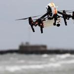 Körbevittek egy emberi vesét egy drónnal a városon, és úgy tűnik, ez lesz a jó megoldás