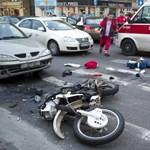 Jogerős: nem csukják le a motoros rablót halálra gázoló volt OSZK-főigazgatót