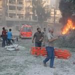 Meghalt Aleppo bohóca