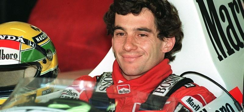 Ma lenne 60 éves Senna, akire egy elfeledett zsigulis képpel emlékezünk