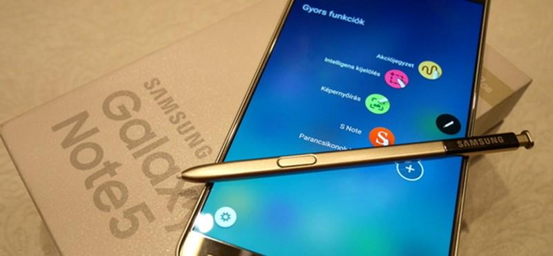 Tényleg óriási? Leteszteltük a Samsung legújabb telefonját