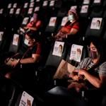 Tizenötször annyian moziztak a hétvégén Magyarországon, mint két hete
