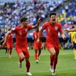 Anglia a legjobb négy között, Svédország kiesett