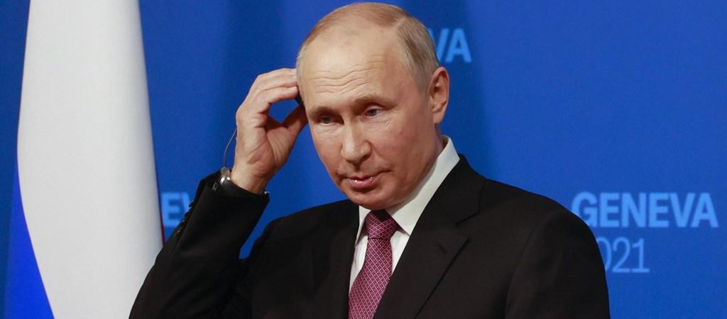 USA parazita Putyin