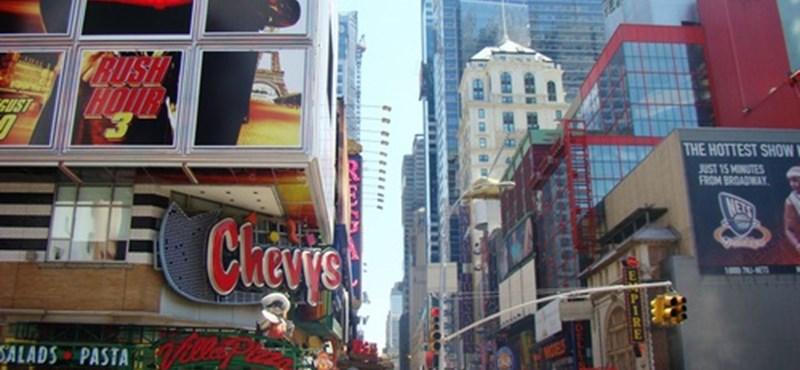 New York és San Francisco a legdrágább amerikai városok