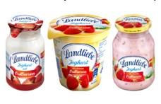 Baj van a Landliebe-joghurtokkal, többet kivontak közülük