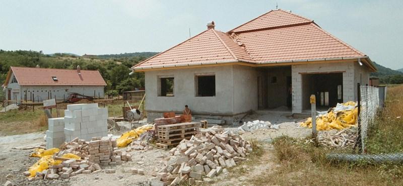 Építkezik? 3 millió forinttal többet fog kifizetni, mint amire számít