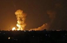 Tűzszünetet kötött Izrael és a Hamász, de kiújultak a harcok