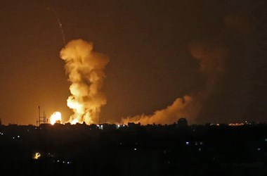 Megkezdődött az izraeli szárazföldi támadás Gázában