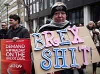 A konzervatív választóknak nagyon nem tetszik a Brexit-megállapodás