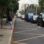 Mindenki szív a Dráva utca felújítása miatt