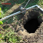Kézzel ásott alagutakat találtak a rendőrök a déli határszakasznál