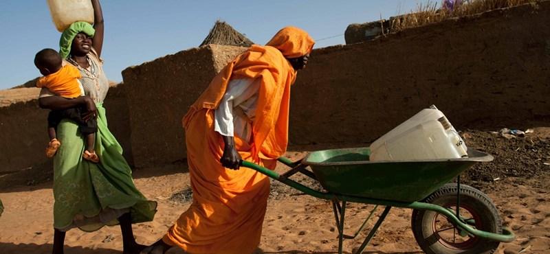 Halálra ítélték az erőszakoló férjét agyonszúró szudáni nőt