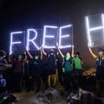 Fordulópont jöhet Hongkongban, a törvényhozást is megkerülné Kína egy új jogszabállyal