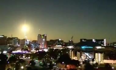 Felrobbant egy meteor Ausztrália felett, le is videózták