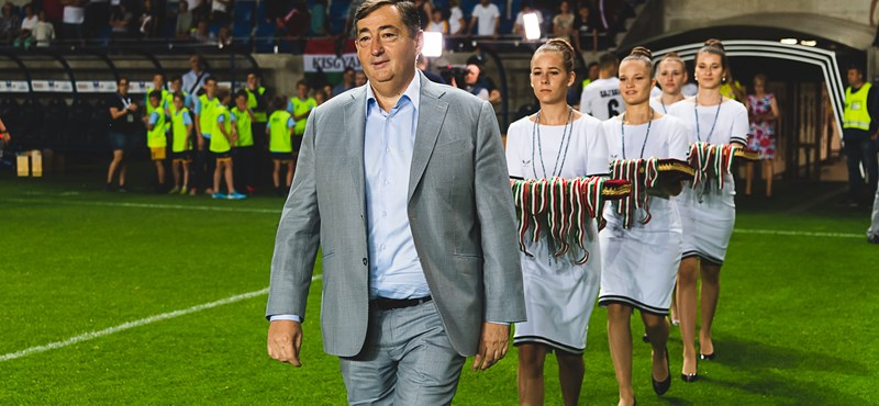 Mészárosék és partnereik 150 milliárd forintból építhetik az atlétikai stadiont