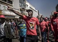 Zimbabwéban megint lekapcsolták az internetet