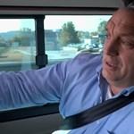 Orbán Viktor ismerős arcokkal szurkolt Görögországban a Vidinek – fotók