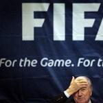 """Különös módszerrel """"vetett véget"""" a korrupt focivilágnak a FIFA"""