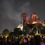 Közel 200 milliárd forintot ajánlottak fel francia cégek a Notre-Dame újjáépítésére