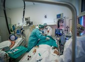 """Akik túlélték a lélegeztetőgépet: """"Azt mondták, egy orvosi csoda vagyok"""""""